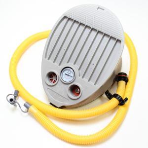 フットポンプ(6.5リットル) 気圧計付き Bravo 8M ena-com