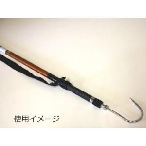 玉の柄用ギャフ13cm (タモの柄用魚カギ)|ena-com|02