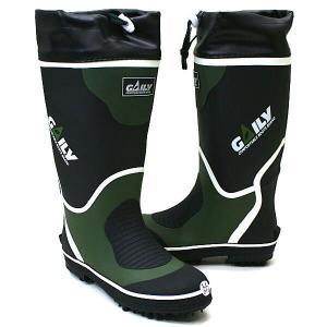 長靴  ピンスパイク底ブーツ 長靴 GIALY|ena-com