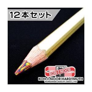 ポイント10倍 メール便可 コヒノール マジックペンシル金軸 ゴシックペン金軸 1ダース(12本セット)|enauc