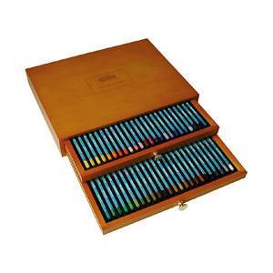 ポイント10倍 送料無料 ダーウェント 水彩色鉛筆 ウォーターカラーペンシル 48色ウッドボックスセット enauc