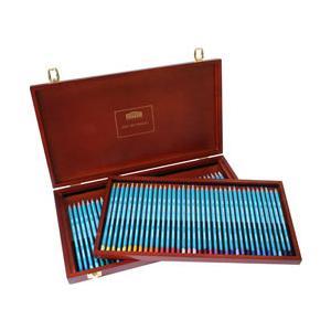 ポイント10倍 送料無料 ダーウェント 水彩色鉛筆 ウォーターカラーペンシル 72色ウッドボックスセット enauc