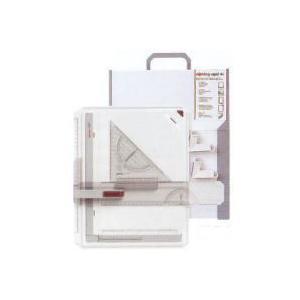 ポイント5倍 送料無料 ロットリング 製図板 ラピッドボード A4|enauc