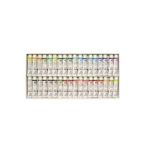 ポイント5倍 送料無料 クサカベ 水彩絵の具 36色セット 2号チューブ 5ml NW-36|enauc