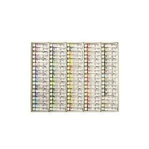 ポイント5倍 送料無料 クサカベ 水彩絵の具 90色セット 2号チューブ 5ml NW-90|enauc