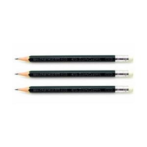 消しゴム付ポケットペンシルは、ファーバーカステル独自の鉛筆の芯が折れにくいSV接着方式。   ※在庫...