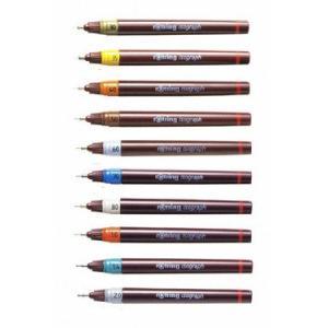 ポイント5倍 ロットリング rotring 製図ペン 1本 イソグラフIPL 00.3〜1.0mmからお選び下さい|enauc