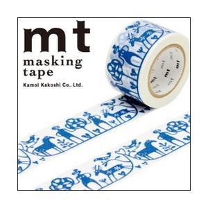 ポイント5倍 mt×ベングト&ロッタ mtマスキングテープ 1巻入りパック adam&eve(アダムとイブ)|enauc