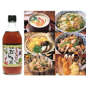 [和風料理に]和風だしの素(500ml) enbai