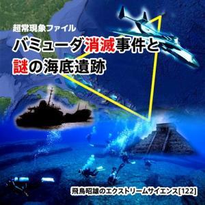 「超常現象ファイル『バミューダ消滅事件と謎の海底遺跡』」 飛鳥昭雄DVD|enbanya