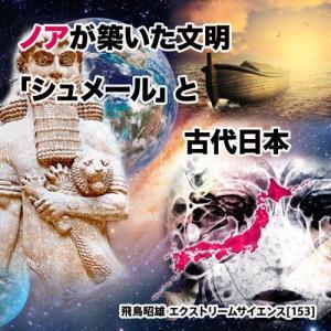 「ノアが築いた文明『シュメール』と古代日本」飛鳥昭雄DVD|enbanya