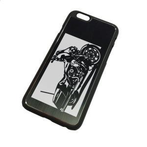 ■商品名iPhone6ケース「ハーレー・ダビッドソン(Harley-Davidson) FLHX」切...
