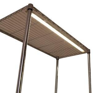 《商品詳細》 対応スチール棚  幅120cm規格以上 外形寸法  幅108×奥行3×高さ1.5cm ...