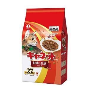 キャネット キャネットチップ お肉とお魚ミックス 2.7kg