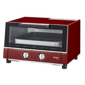 【送料無料】TIGER オーブントースター ワイド1300W KAM-G130R|encho