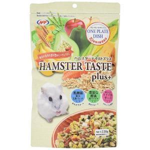 《商品詳細》  ワンプレートで手軽にハムスターの健康維持をサポート。  乳酸菌入り主食ペレットを中心...