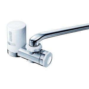 三菱レイヨン・クリンスイ クリンスイ デザイン浄水器 MONOシリーズ クリンスイMD101 蛇口直結型 (MD101-NC)|encho