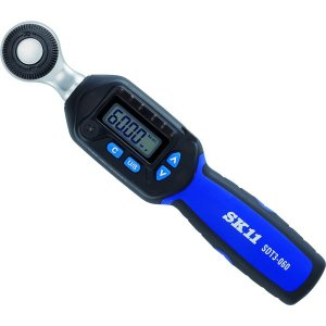 《商品詳細》 デジタル表示で正確、高精度なトルク管理が可能  差込角:9.5mm(3/8インチ)  ...