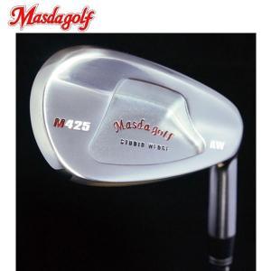スタジオウェッジ M425 マスダゴルフ MASDA GOLF ※ニッケルクローム仕上げタイプ※ endeavor-golf