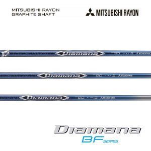 ディアマナ BF 三菱 Mitsubishi Diamana BF|endeavor-golf
