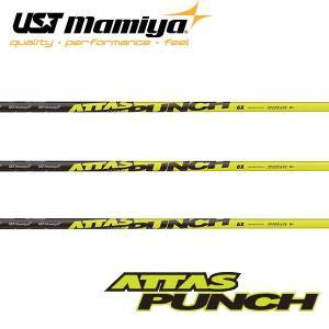 テーラーメイド M1/M2/R15 スリーブ装着シャフト アッタス パンチ マミヤ  UST-Mamiya  ATTAS PUNCH|endeavor-golf