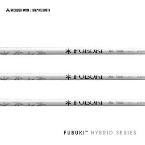 フブキ AX h350/400 三菱 Mitsubishi FUBUKI HYBRID|endeavor-golf