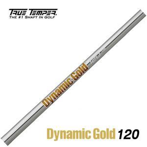 トゥルーテンパー ダイナミックゴールド 120 True Temper  Dynamic Gold 120|endeavor-golf