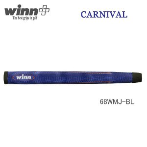 ウィン カーニバル ミッドサイズ Winn CARNIVAL 68WMJ-BL|endeavor-golf