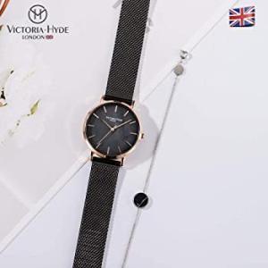 VICTORIA HYDE LONDON ヴィクトリアハイドロンドン 腕時計 レディス クリスタル VH30060M endless