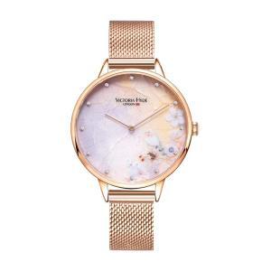 VICTORIA HYDE LONDON ヴィクトリアハイドロンドン 腕時計 レディス クリスタル VH1031F レディース 腕時計 endless