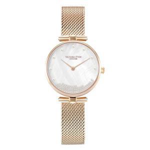 VICTORIA HYDE LONDON ヴィクトリアハイドロンドン 腕時計 レディス クリスタル VH30090 レディース 腕時計 endless