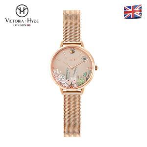 VICTORIA HYDE LONDON ヴィクトリアハイドロンドン 腕時計 レディス VH1046F-Aレディース 腕時計 endless