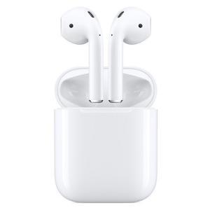 Appele アップル AirPods(第2世代)エアポッズ Bluetooth対応ワイヤレスイヤホ...