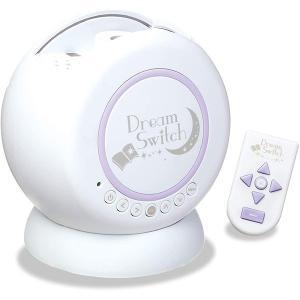 【正規販売店】【保証付】動く絵本プロジェクター Dream Switchホワイト【ラッピング対応 プレゼント用】【全国送料無料】|endless