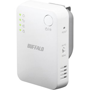 【正規販売店】【保証付】 BUFFALO WiFi 無線LAN中継機 WEX-1166DHPS/N【全国送料無料】【ラッピング不可】|endless