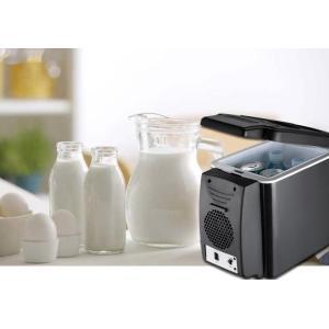 商品説明 大容量6Lの車載用冷蔵庫! 3℃〜65℃まで、幅広い温度に設定可能!(初回使用とき、ご希望...