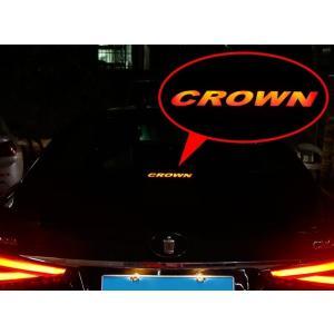 商品名  新品!トヨタクラウン180/200/210/220系汎用LEDハイマウントカバー アクリル...