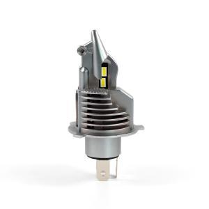 バイク用LEDヘッドライト純正交換H4Hi/Loバルブセット  「バイクのため」の最適。  無極性で...