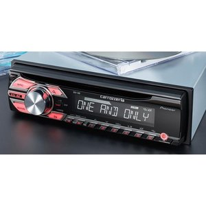 carrozzeria CD/チューナー メインユニット DEH-380|endo-tt