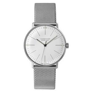 027/3004.44M(2年間保証)ユンハンス正規特約店のマックスビル・ハンドワインド(手巻きメンズ腕時計)JUNGHANS正規品|endogemz