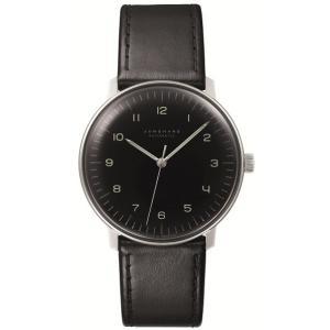 027/3400.00(2年間保証)ユンハンス正規特約店のマックスビル オートマチック(メンズ腕時計)JUNGHANS正規品|endogemz