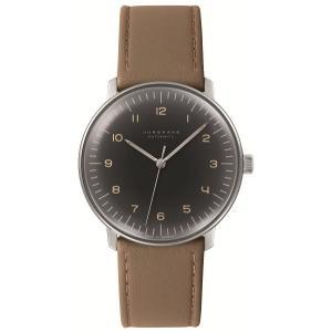027/3401.00(2年間保証)ユンハンス正規特約店のマックスビル オートマチック(メンズ腕時計)JUNGHANS正規品|endogemz