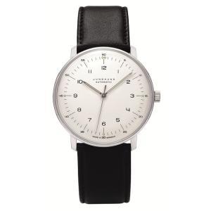 027/3500.00(2年間保証)ユンハンス正規特約店のマックスビル オートマチック(メンズ腕時計)JUNGHANS正規品|endogemz