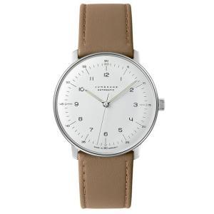 027/3500.00B(2年間保証)ユンハンス正規特約店のマックスビル オートマチック(メンズ腕時計)JUNGHANS正規品|endogemz