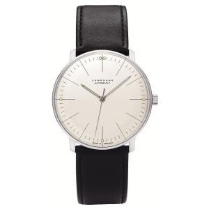 027/3501.00(2年間保証)ユンハンス正規特約店のマックスビル オートマチック(メンズ腕時計)JUNGHANS正規品|endogemz