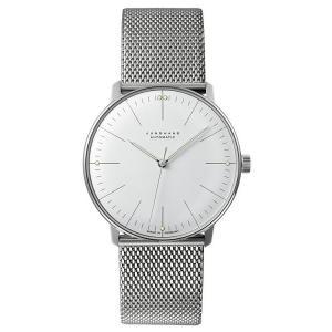 027/3501.00M(2年間保証)ユンハンス正規特約店のマックスビル オートマチック(メンズ腕時計)JUNGHANS正規品|endogemz