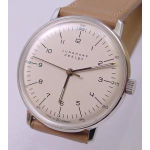 027/3701.00(2年間保証)ユンハンス正規特約店のマックスビル・ハンドワインド(手巻きメンズ腕時計)JUNGHANS正規品|endogemz|02