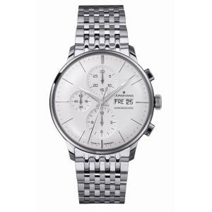 027/4121.44(2年間保証)ユンハンス正規特約店のマイスター・クロノスコープ(メンズ腕時計)JUNGHANS正規品 endogemz