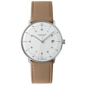 027/4700.00B(2年間保証)ユンハンス正規特約店のマックスビル オートマチック カレンダー(メンズ腕時計)JUNGHANS正規品|endogemz