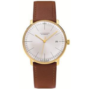 027/7700.00(2年間保証)ユンハンス正規特約店のマックスビル オートマチック カレンダー(メンズ腕時計)JUNGHANS正規品|endogemz